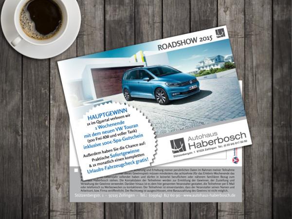 Autohaus Haberbosch – Roadshow