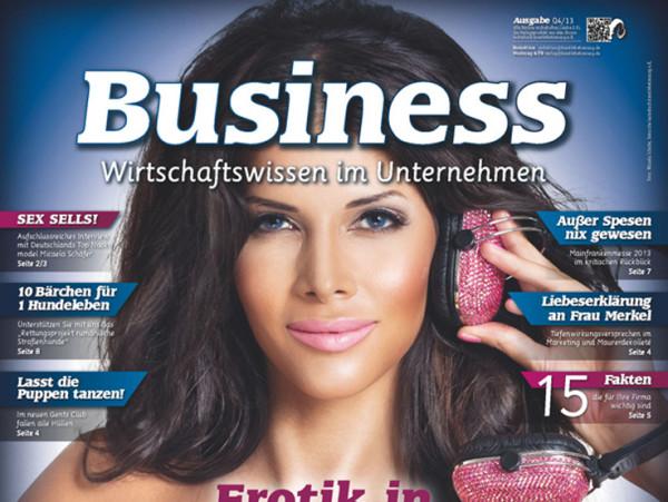 BUSINESS Wirtschaftswissen im Unternehmen