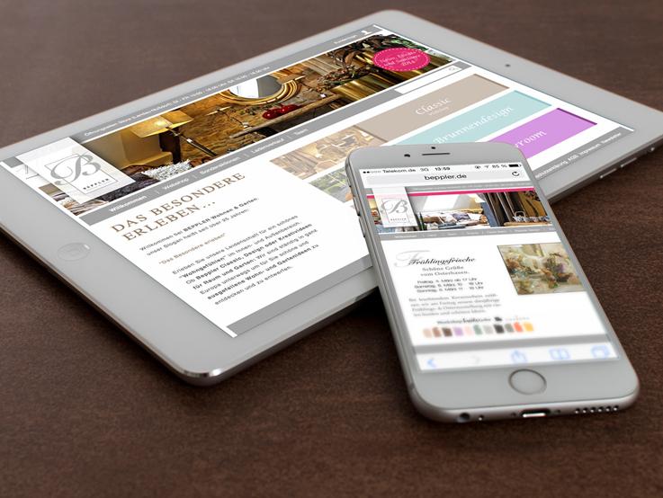 beppler wohnen und garten homepage lauterbach kreativbetreuung e k wir veranstalten marketing. Black Bedroom Furniture Sets. Home Design Ideas