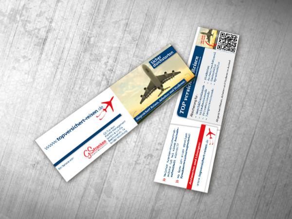 GS Franken – Urlaubsflyer