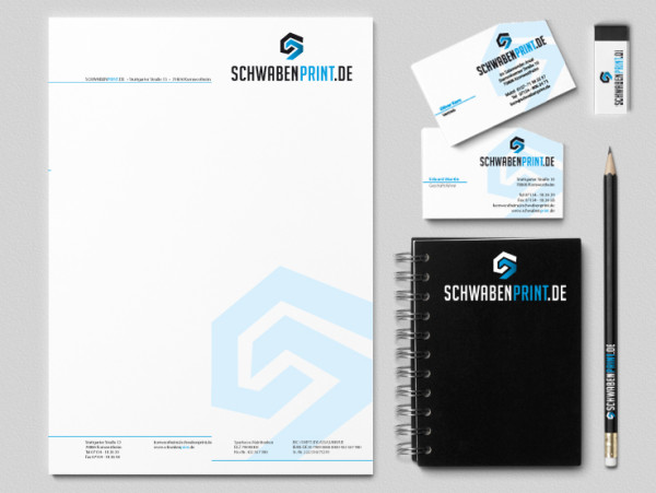 Schwabenprint – Corporate Identity