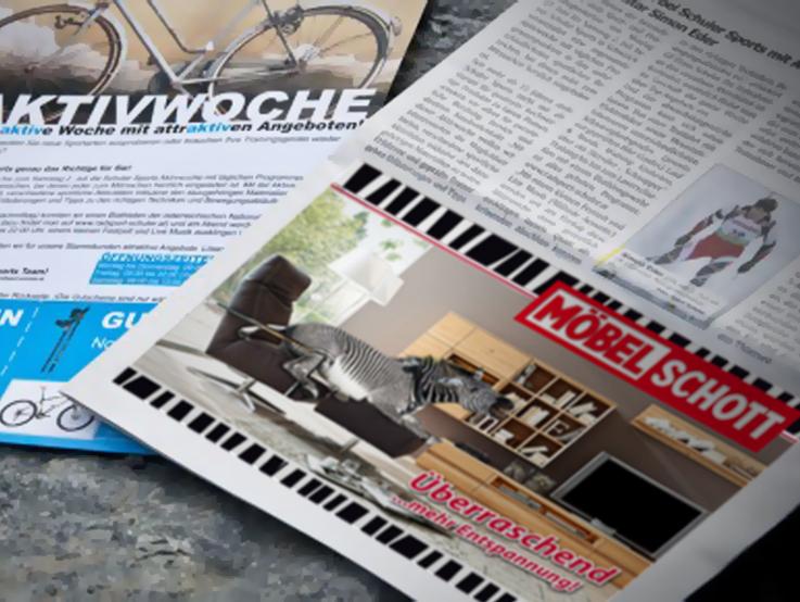 Möbel Schott, Lauterbach Kreativbetreuung, Marketing, Kreativ, Agentur, Social Media, Consulting, Kommunikationsagentur, Gestaltung