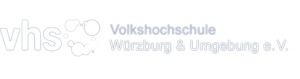 Logo, vhs Würzburg, Lauterbach Kreativbetreuung, Marketing, Kreativ, Agentur, Social Media, Consulting, Kommunikationsagentur, Gestaltung