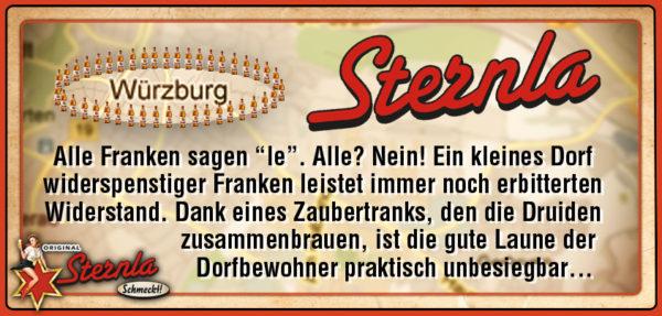 Sternla, Würzburger Hofbräu, Facebook, Posting, Lauterbach Kreativbetreuung, Gestaltung, Kommunikation, Social Media, Marketing