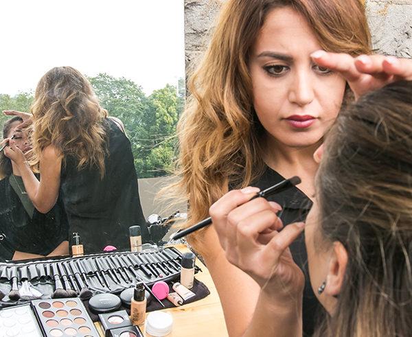 Make up, Aussteller, Event, schminken, kreativbetreuung