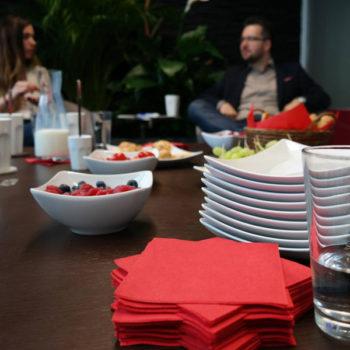 Lauterbach Kreativbetreuung, Werbeagentur, Marketing, Kreativ, Agentur, Social Media, Consulting, Kommunikationsagentur, Gestaltung, Anzeigengestaltung, JuMP-Frühstück, Essen