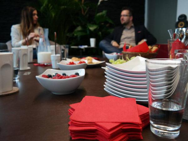 JuMP-Frühstück, Essen, lauterbach kreativbetreuung, Marketing