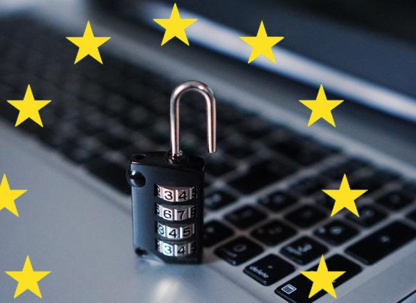 Datenschutz, Computer, Europa, EU-Gesetz