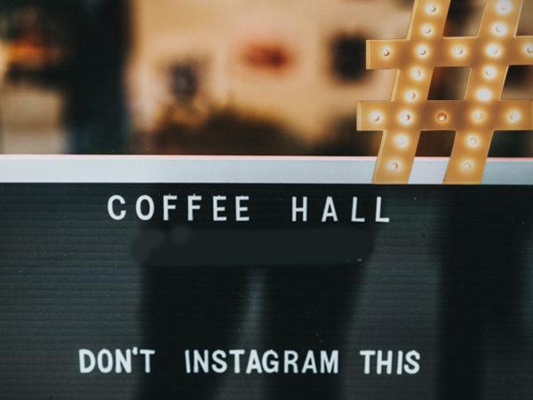 Hashtags, Instagram, Social Media, New Media, kreativ, Targeting, Zielgruppe, Effizienz