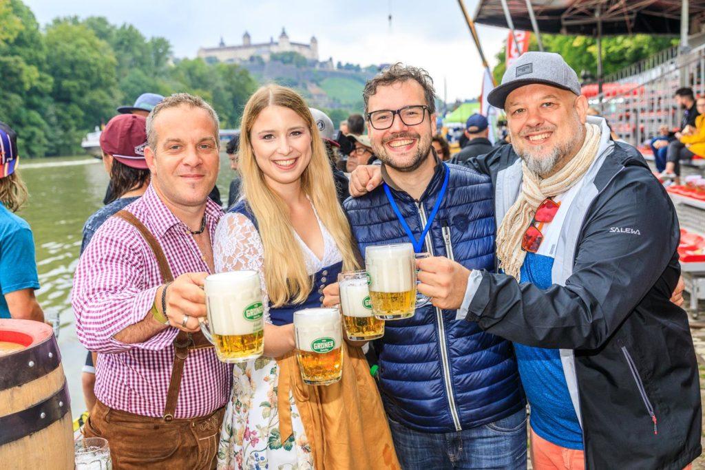 Event, Wasserboarding, Wasserski, Würzburg