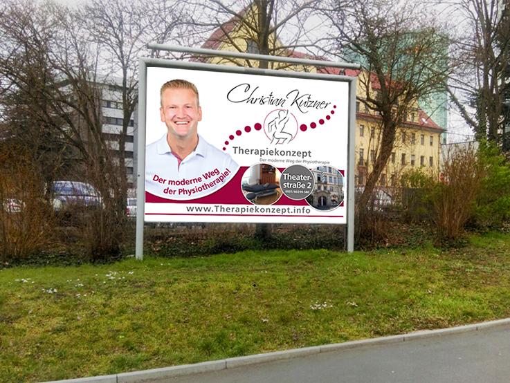 Würzburg, Werbeagentur, Großfläche, Plakat, Werbung, Kutzner