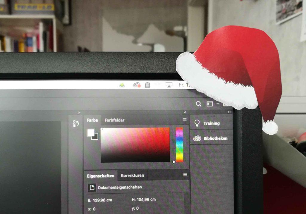 Werbeagentur, Marketing, Weihnachten, Wünsche, kreativ