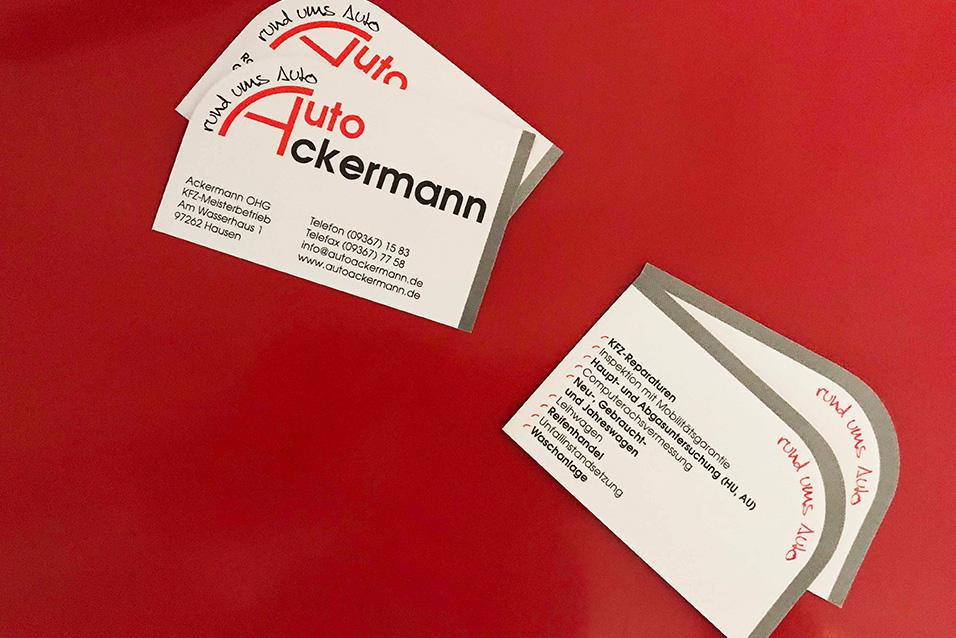 Visitenkarten Die In Erinnerung Bleiben Lauterbach