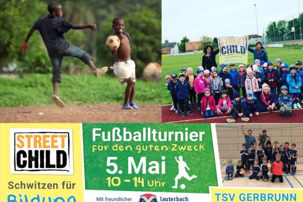 Fussball Laufen Charity