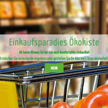 Einkaufsparadies Ökokiste